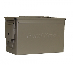 New Green Metal Ammo Can - .50 Cal. M2A1