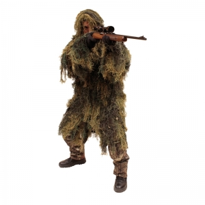 Red Rock 2-Piece Ghillie Parka, Woodland, Medium/Large 70905