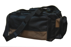 Voodoo Tactical RK Range Bag - Black with Coyote 15-0283064000