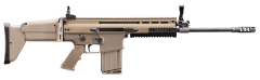 FN SCAR 17S 7.62x51mm Rifle FDE 16