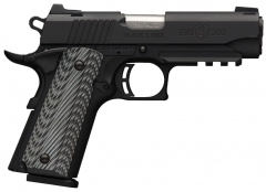Browning 1911-380 Black Label Pro Compact w/ Rail .380 Auto 8rd 3.62