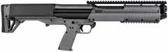 Kel-Tec KSG 12 Gauge Pump Action Shotgun KSGGY Tactical Gray 12+1 18.5