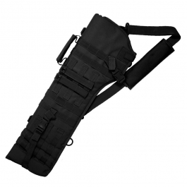Red Rock MOLLE Rifle Scabbard, Black 80-026BLK
